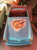 kinderkarussell-auto-hellblau